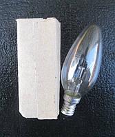 Лампа накаливания свеча Е14 25 Вт