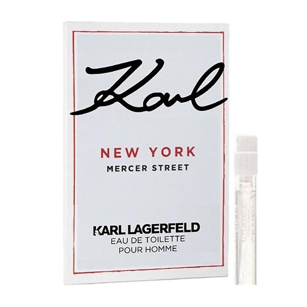 Karl Lagerfeld New York Mercer Street Туалетная вода (пробник) 2ml (3386460115643)