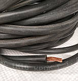 Сварочный кабель КГ (кабель гибкий) 1*10. в резине 1х10 полноценный., фото 2