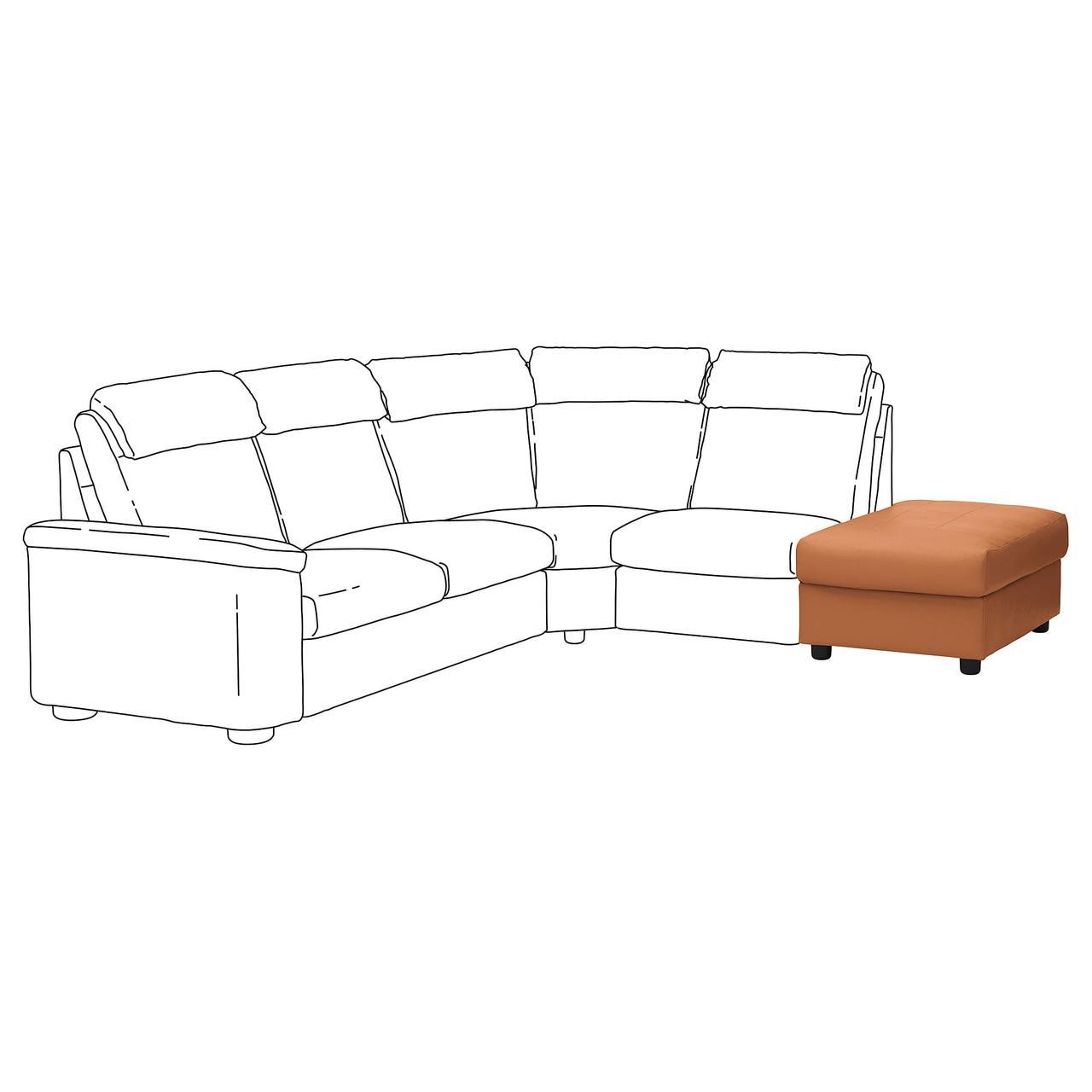 IKEA Модульная система дивана LIDHULT (204.132.12)
