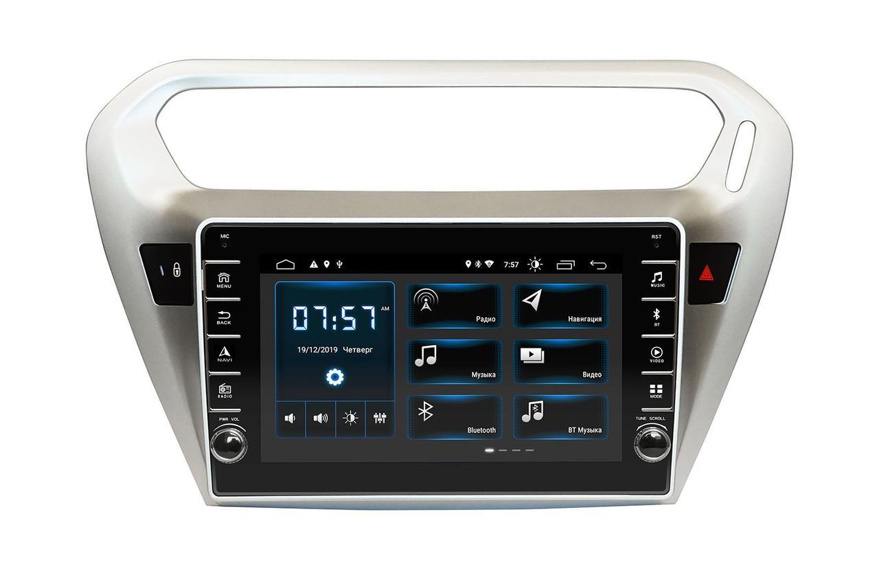 Штатная автомагнитола Incar XTA-7001R для Peugeot 301