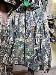 Костюм камуфляжний Світлий Клен для полювання та риболовлі