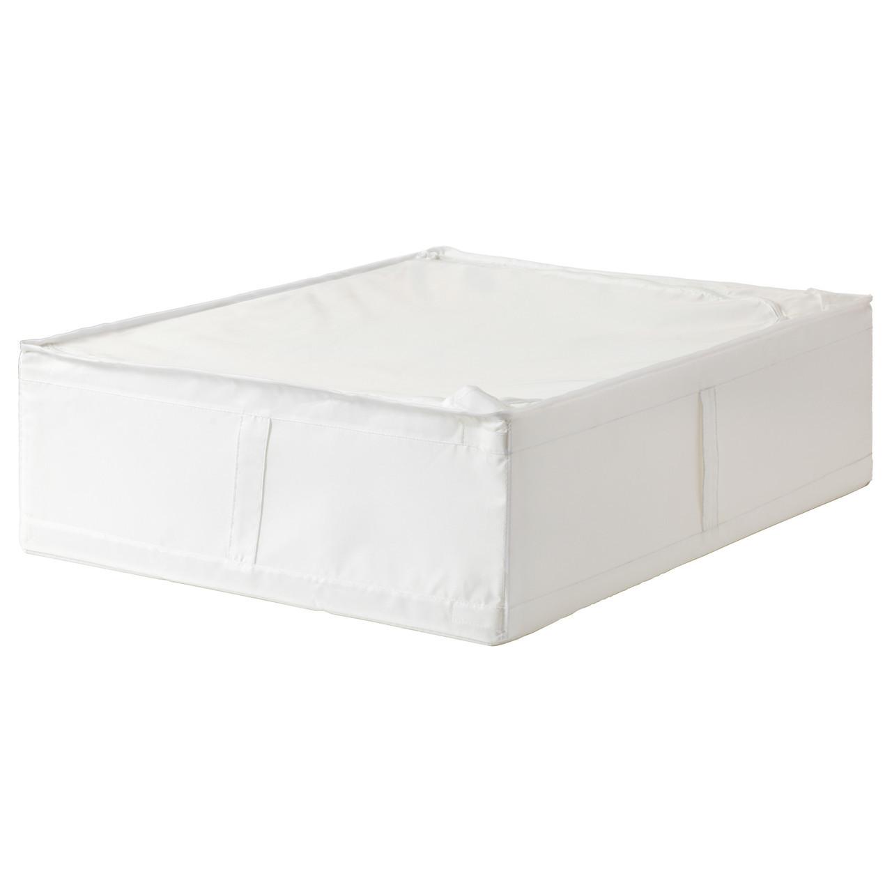 IKEA SKUBB (902.949.89) Контейнер для одежды/постельных принадлежностей, белый