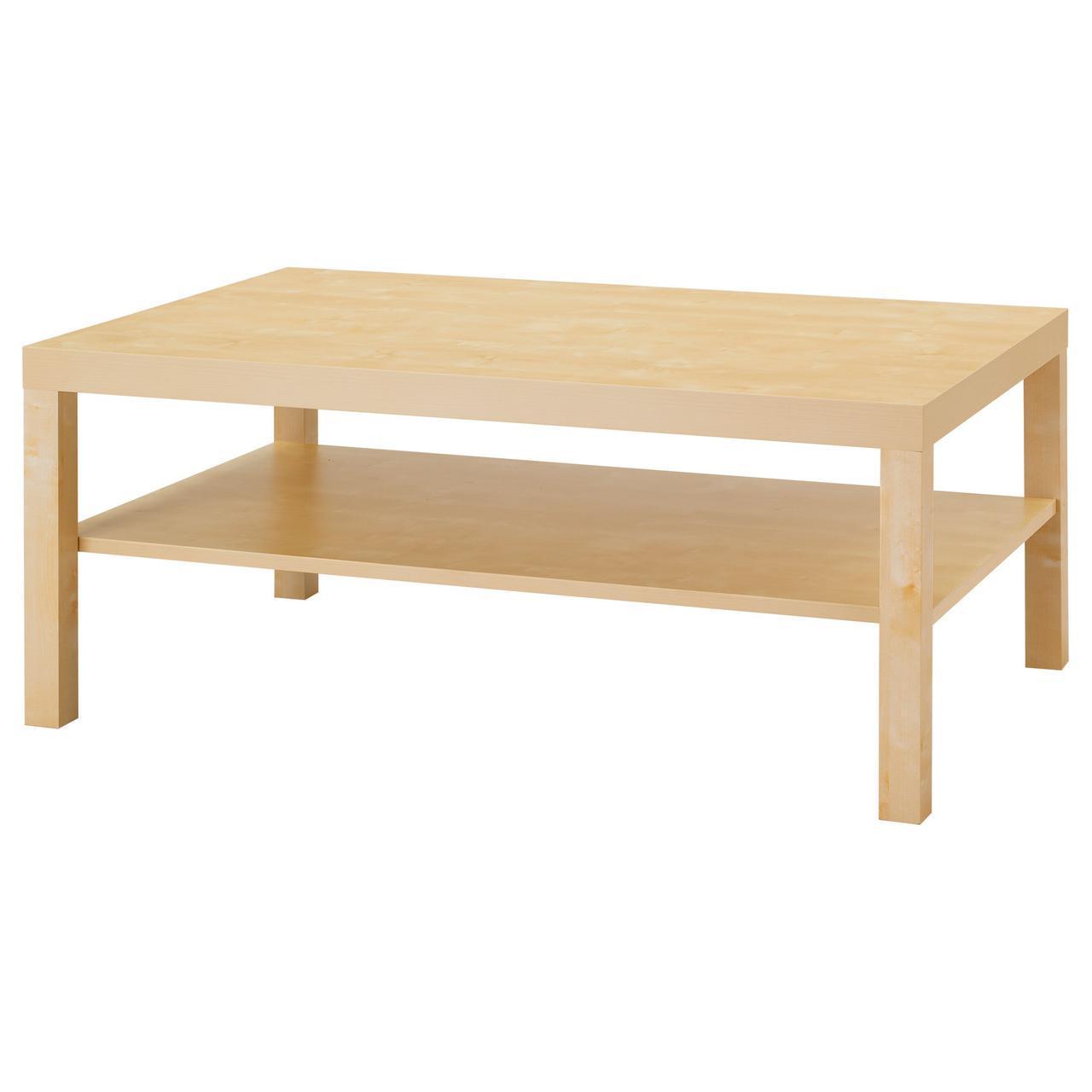 IKEA LACK (201.042.90) Журнальный столик, белый