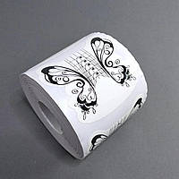 Формы одноразовые для наращивания ногтей, 50 шт