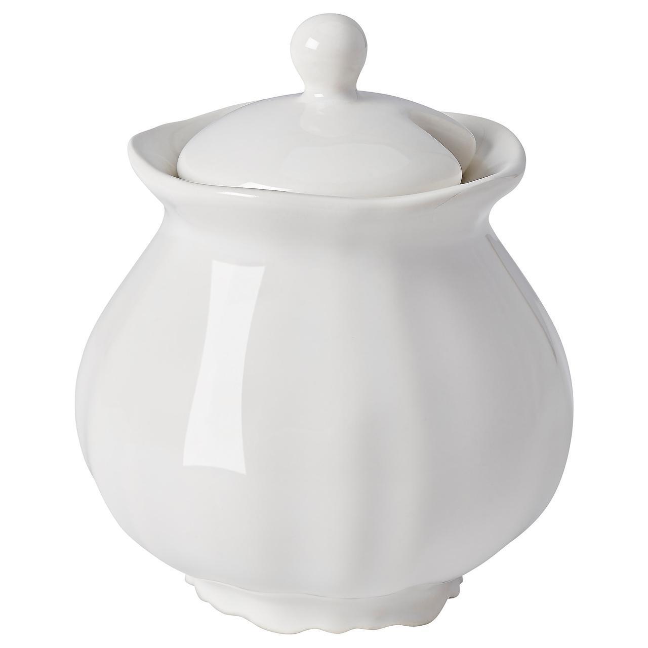 IKEA ARV (403.830.30) Сахарница, белый