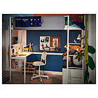 IKEA Каркас кровати-чердака VITVAL ( 693.025.66), фото 6