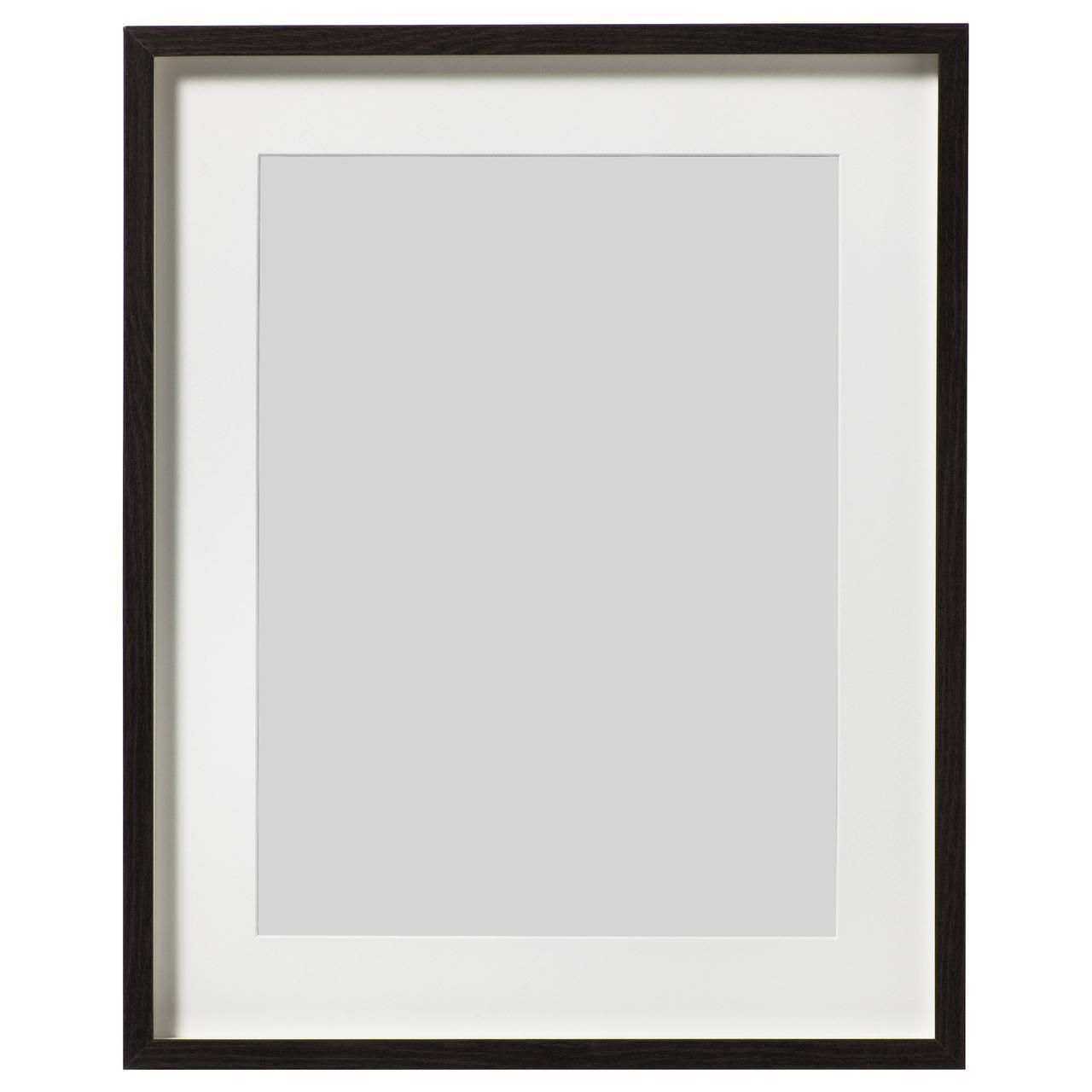 IKEA HOVSTA (603.821.76) Рамка для фото темно-коричневый