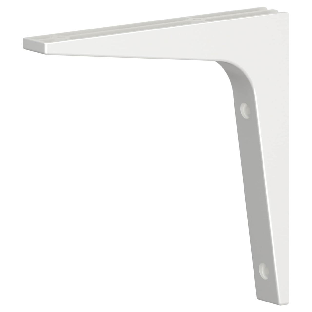 IKEA EKBY STODIS (801.420.67) Кронштейн белый