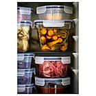 IKEA IKEA 365+ (003.591.45) Контейнер для пищевых продуктов круглый, пластиковый, фото 2