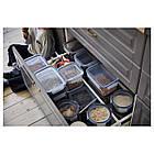 IKEA IKEA 365+ (003.591.45) Контейнер для пищевых продуктов круглый, пластиковый, фото 3