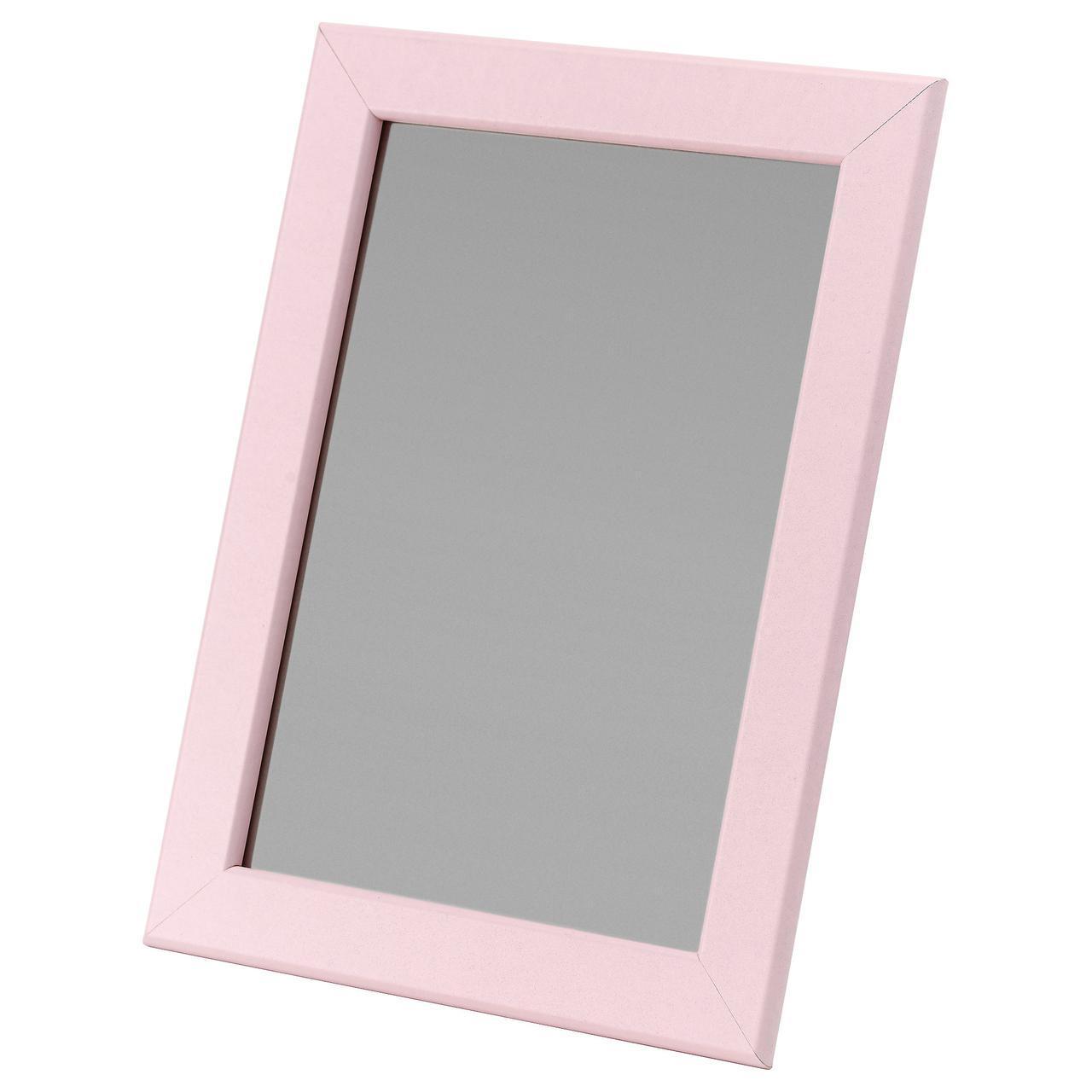 IKEA FISKBO (902.956.58) Рамка розовая