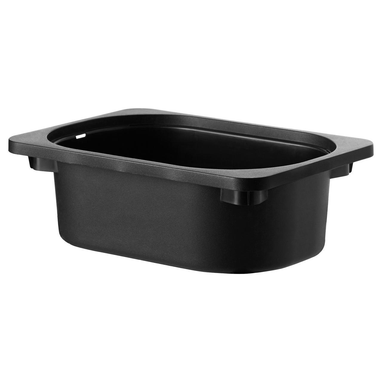 IKEA TROFAST (002.525.78) Контейнер черный