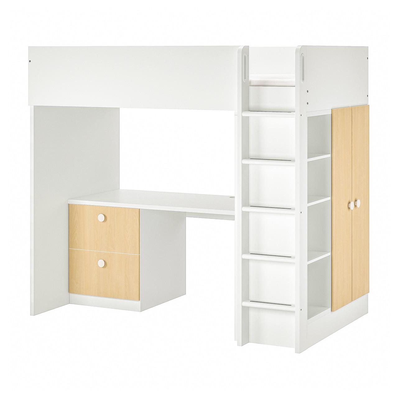 IKEA Кровать-чердак STUVA / FÖLJA (993.002.69)