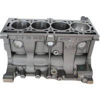 Блок цилиндров двигателя Renault Logan II 1,6 8V 2014- (110108138R) Renault OEM