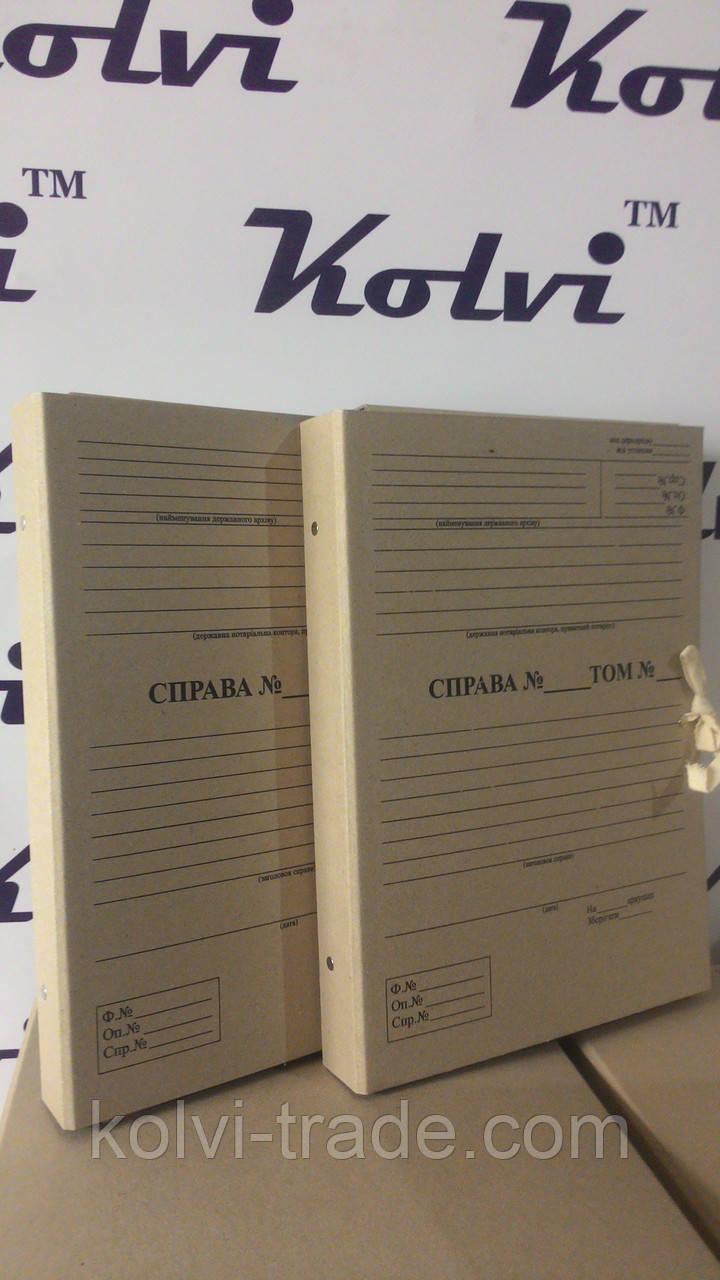 Папки картонные архивные