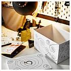 IKEA TJENA (103.954.21) Контейнер с крышкой, белый, фото 2