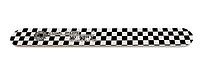 Прямая пилка для натуральных ногтей Lady Victory LDV S-FL3-10B /53-0