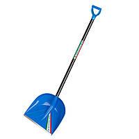 Снеговая лопата Феличита синяя