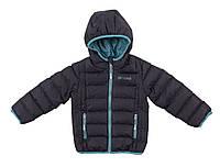 Демисезонная куртка для девочки Black Aop