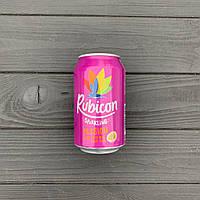 Газований напій Рубікон /  Rubicon Passion 330 ml