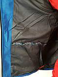 Чоловіча вітровка soft shell, фото 8