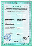 Лицензии на реализацию алкоголя и табачных изделий