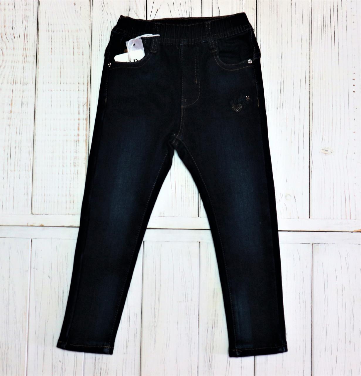 Теплые джинсы для девочки F&D Венгрия