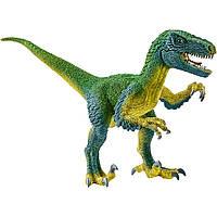 Фигурка динозавра Велоцераптор Schleich (Германия)