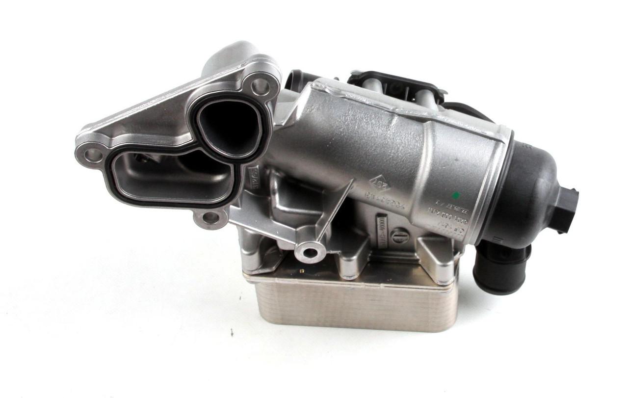 Корпус масляного фильтра Renault Master III (с радиатором) 2.3 dC 10-i 2.0 dCi 06- (8201005241) Renault OEM