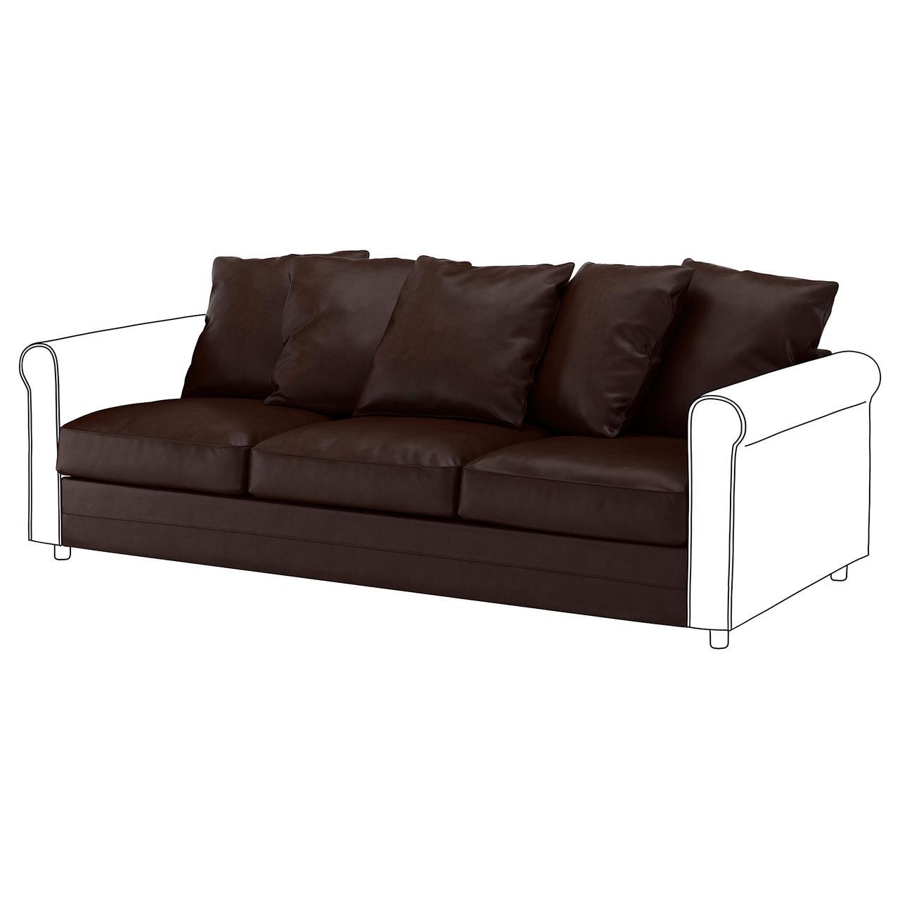 IKEA Модульная секция дивана GRÖNLID (303.976.69)