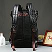 Рюкзак чоловічий шкіряний міської Classic, фото 6