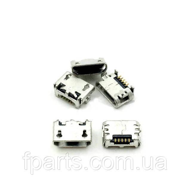 Коннектор зарядки Huawei P6, G6, G610, G700, G710, G730, G750, Honor 3X, Honor 3C
