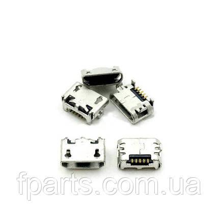 Коннектор зарядки Huawei P6, G6, G610, G700, G710, G730, G750, Honor 3X, Honor 3C, фото 2