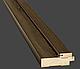 Коробка ПВХ Delux деревянная,100х32х2050 мм с уплотнителем Новый стиль (комплект), фото 2