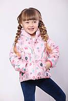 Детская куртка жилетка для девочки, фото 1