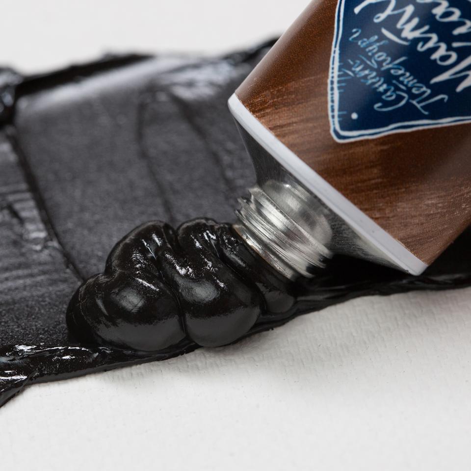 Краска масляная МАСТЕР-КЛАСС, марс коричневый тёмный прозрачный (404), 46 мл, ЗХК Невская палитра