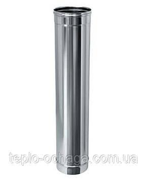 Труба нержавейка 1 метр AISI 321 Версия Люкс, фото 2
