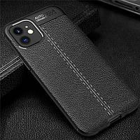 Защитный чехол-накладка под кожу для IPhone 11 Pro, фото 1