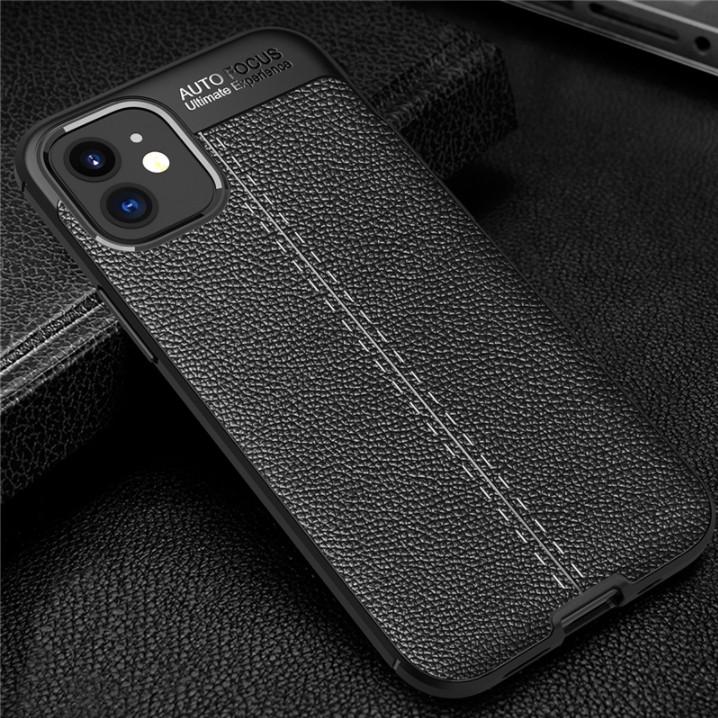 Защитный чехол-накладка под кожу для IPhone 11 Pro