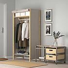 IKEA Шкаф с чехлом IVAR ( 592.879.86), фото 8