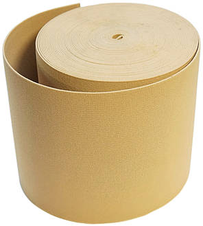 Резинки на голенище эластичные  2,5 см. цвет бежевый (Италия), фото 2