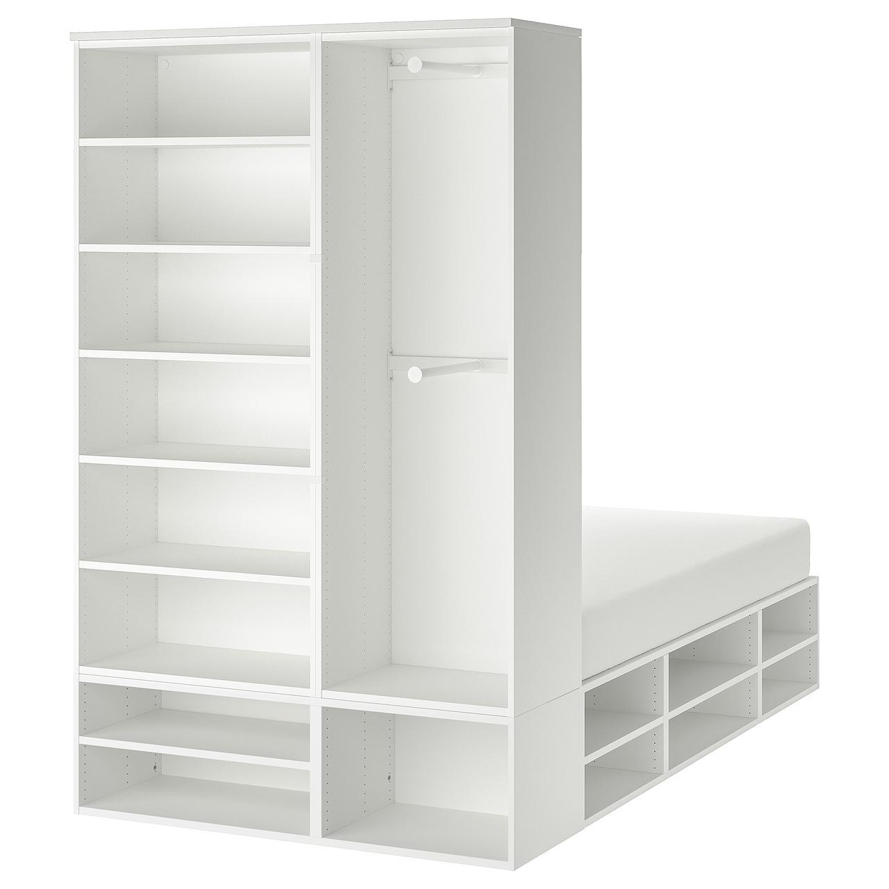 IKEA Кровать PLATSA ( 193.029.17)