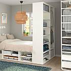 IKEA Кровать PLATSA ( 193.029.17), фото 2