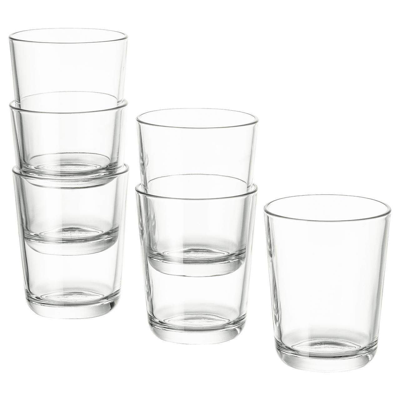 IKEA Набор стаканов IKEA 365+ ( 502.783.59)