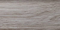 Плинтус напольный ПВХ с кабельканалом 0024 Дуб светлый ТИС