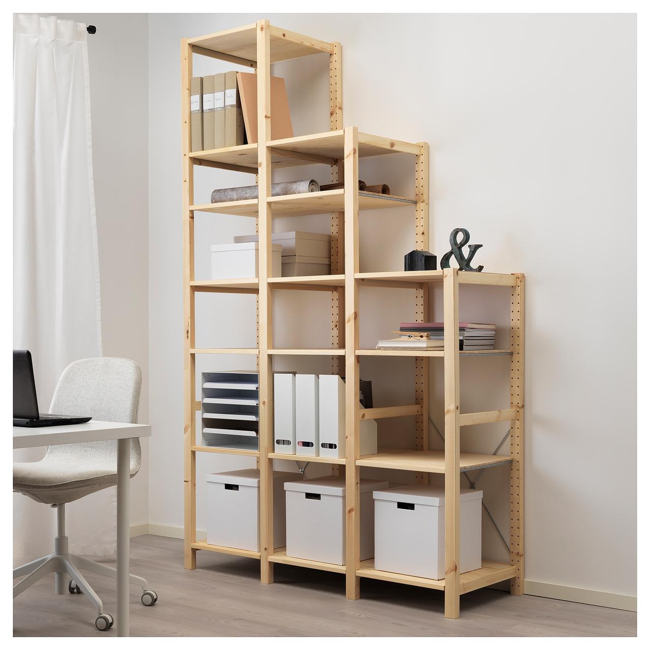 IKEA Стеллаж IVAR ( 292.485.38)