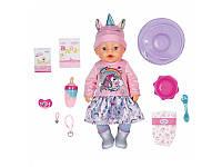 Кукла Zapf Baby Born Нежные обьятия Очаровательный Единорог 831311