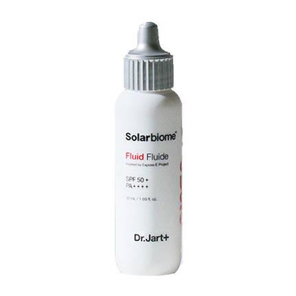 Солнцезащитный флюид для жирной и комбинированной кожи Dr.Jart Solarbiome Fluid SPF 50+ PA++++, 50 мл, фото 2