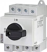 """Выключатель нагрузки LS 32 4+2p """"1-0"""" 58A 1000V DC"""